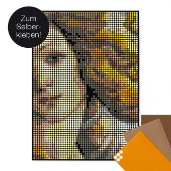 dot on art / botticelli – DIY-Kunstwerk zum Selberkleben / 50x70 cm