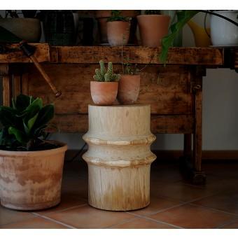 OnePieceWood – Couchtisch - orient shape - natural oak