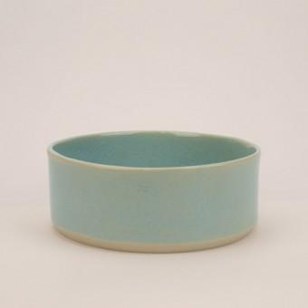 4 Nooks - Dog Bowl / Hundenapf JUNA - Meeresblau I