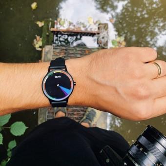 Tian Armbanduhr 38mm mehrfarbig