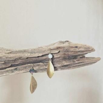 IDA PING Jewelry LUNA // EARRINGS Nº5