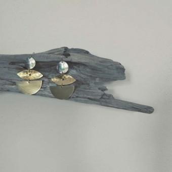IDA PING Jewelry LUNA // EARRINGS Nº4