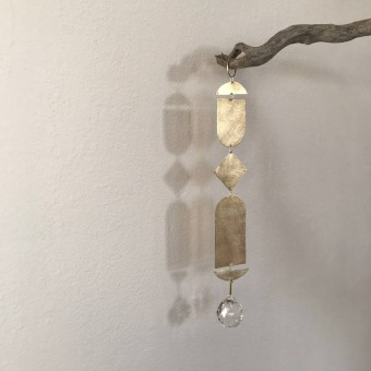 IDA PING Jewelry // SUN CATCHER • TWO LOVERS