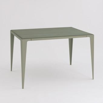 TISCH |CHAMFER| Lavendelblatt-Grün | nachhaltiges Möbeldesign | WYE