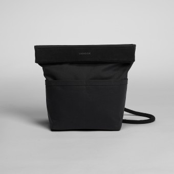 VANOOK – Dual Backpack Small Black