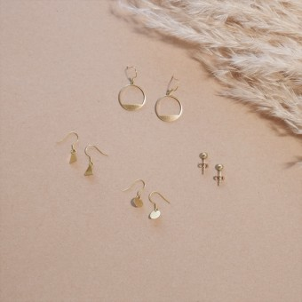 EVE + ADIS // LUVA EARRINGS