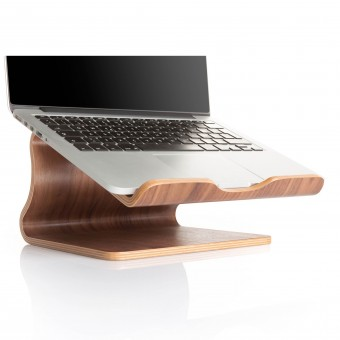 Woodcessories - EcoLift MacBook/Notebook Stand