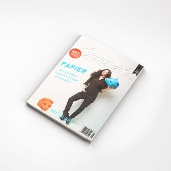 Eigenwerk-Magazin #16 - PAPIER