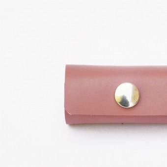 EINFACHDESIGN Kopfhörertasche, Headset, Organizer, Kopfhörertasche,Tasche, Farbe Altrosa
