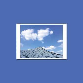 'Elbphilharmonie' Postkarte, DIN A6, klimaneutral gedruckt / Ankerwechsel Verlag