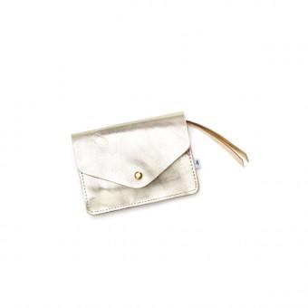 ElektroPulli Kleines Portemonnaie PAULINE aus Leder