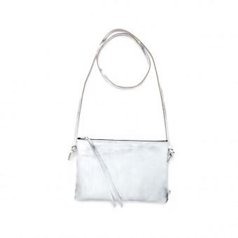ElektroPulli Lederhandtasche HANNAH mit zwei Fächern