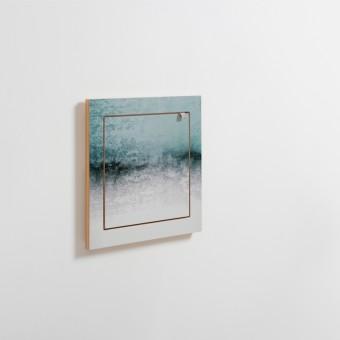 AMBIVALENZ Fläpps Regal 40x40-1 – Snowdreamer by Monika Strigel