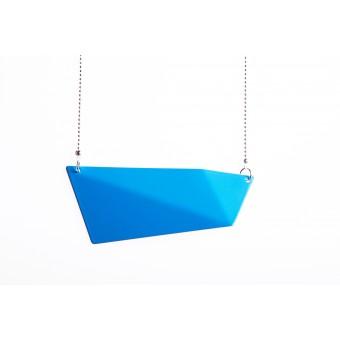 Theobalt.design FOLD Kette (Blau matt)