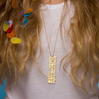 haloa jewellery FEIERN I Halskette