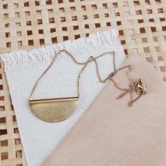 BRASSCAKE // Hulo Necklace