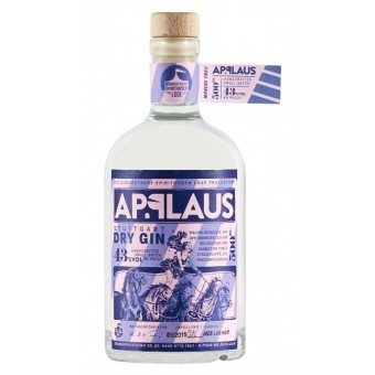 Applaus Dry Gin 500ml