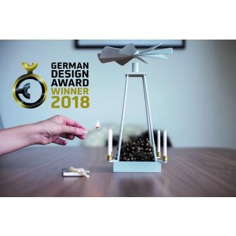 Götz & Frieda Bellmann - BERLINER PYRAMIDE - eine Weihnachtspyramide