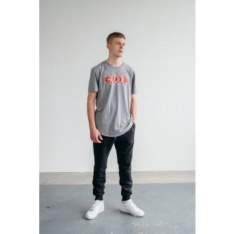 Goodbois OG Logo T-shirt grey