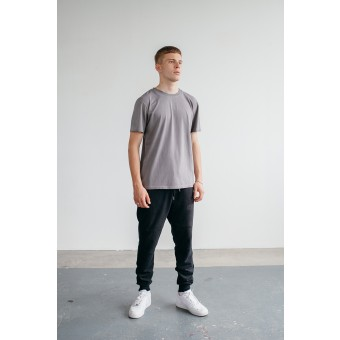 Goodbois Signature T-Shirt grey washed