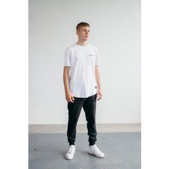 Goodbois Euro Wave T-shirt white