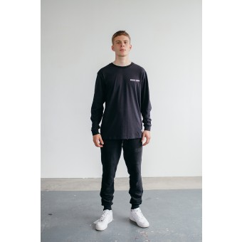 Goodbois Euro Wave Longsleeve black