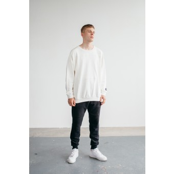 Goodbois Sailing Crewneck off-white