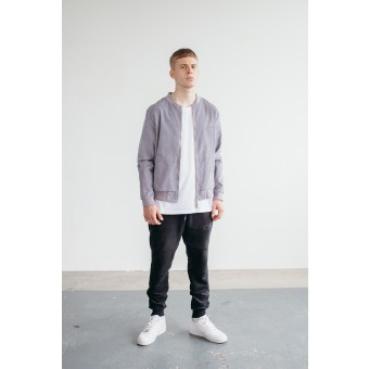 Goodbois Signature Cord Jacket grey