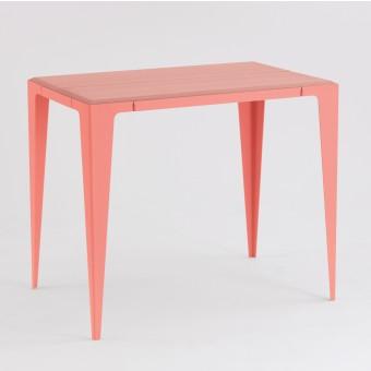 GUERIDON TISCH CHAMFER kalypso-rot *EXKLUSIVE KOLLEKTION* | nachhaltiges Möbeldesign | WYE