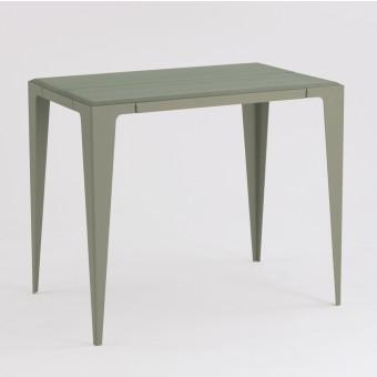 GUERIDON TISCH CHAMFER lavendelblatt-grün | nachhaltiges Möbeldesign | WYE