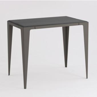 GUERIDON TISCH CHAMFER schiefer-schwarz | nachhaltiges Möbeldesign | WYE