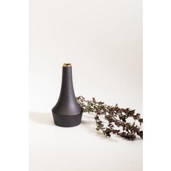 """Mini-Vase Flip"" mit Goldrand – studio.drei"