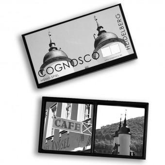 COGNOSCO Memo-Spiel Heidelberg