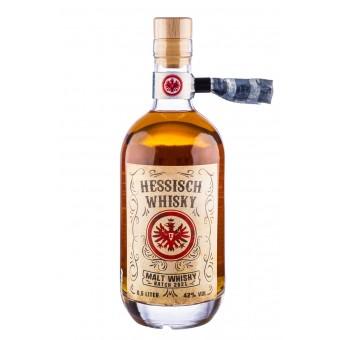 Hessisch Whisky - Eintracht Frankfurt Whisky 0,5l 42%vol.