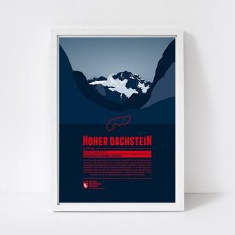 Marmota Maps – Hoher Dachstein - Bergdruck