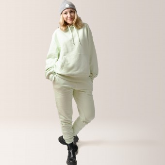 HYRES Unisex Loungewear Pants Mint Green