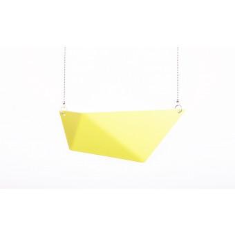 Theobalt.design FOLD Kette (Neongelb)
