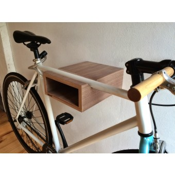 stückwerk bike-stop / walnut