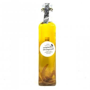 Gabys Grüner Garten orginelles Orangen Öl 250ml