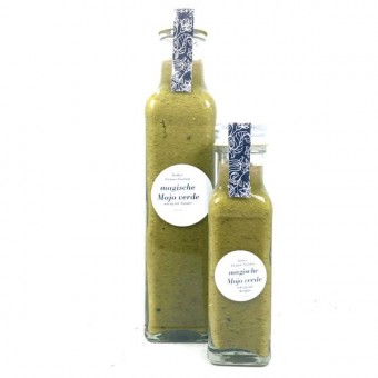 Gabys grüner Garten magische Mojo verde (Salsa) 250ml