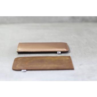 ElektroPulli Hülle für dein iPhone 6 in braun/kupfer