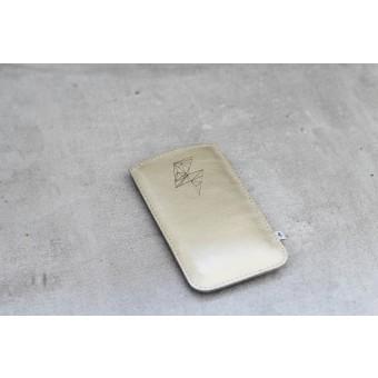 ElektroPulli Hülle für dein iPhone 6 in gold mit Blitz