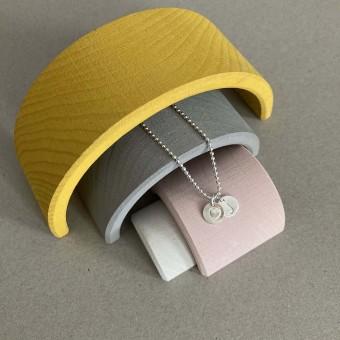 """ABC"" Kette in 925er Silber – Weiskönig Jewelry"