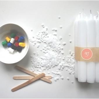 Hej Candles x Dip Dye Kerzen DIY-Box