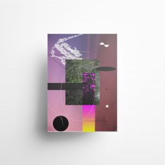 künstlerherz' Ki 03 Artist Print