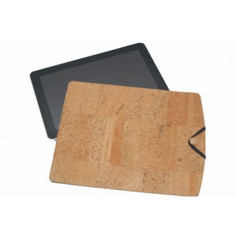 ZUSATZSTOFF Kork Tablet Bag