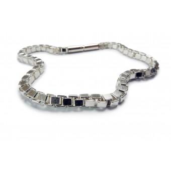 Comtesse de la Haye Venezia Armband Silber oder Silber geschwärzt