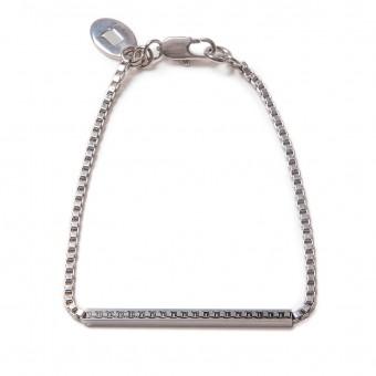 Jasmina Jovy Jewellery Printed Delusion BRBO02 Armband Silber