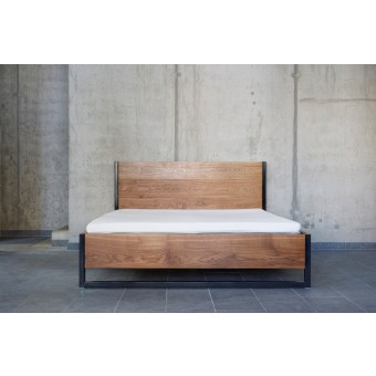 Bett RUSTREL OAK | JOHANENLIES