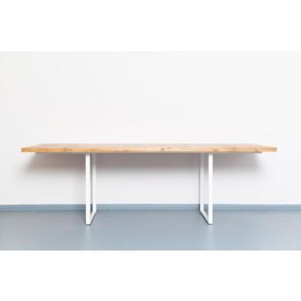 Esstisch mit Ansteckplatten | EIJSDEN WIT